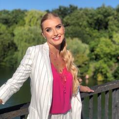 Жанна Белецкая - ведущий в Харькове - фото 3
