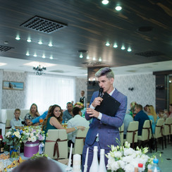 Макс Ветлов - ведущий в Одессе - фото 2