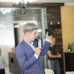 Макс Ветлов - ведущий в Одессе - фото 1