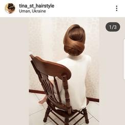 Тина Степащенко - стилист, визажист в Умани - фото 2