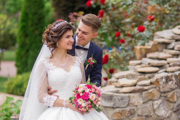 Весёлая и драйвовая свадьба - фото №8