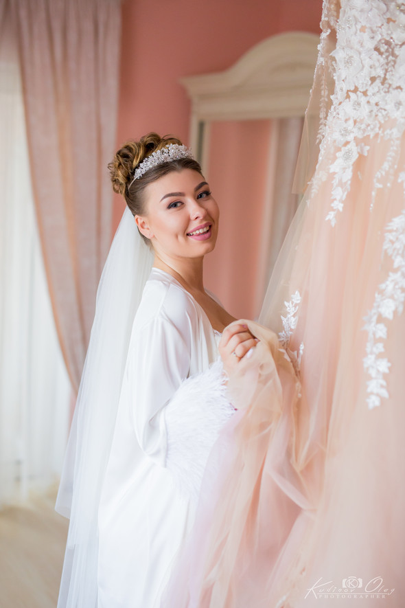 Свадебная прогулка Стаса и Тани - фото №12
