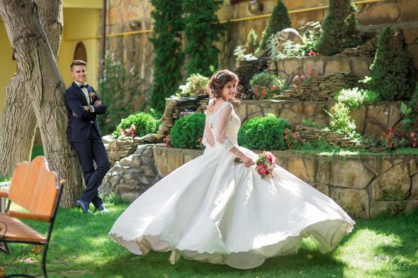 Весёлая и драйвовая свадьба - фото №12