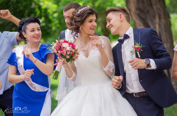Весёлая и драйвовая свадьба - фото №2