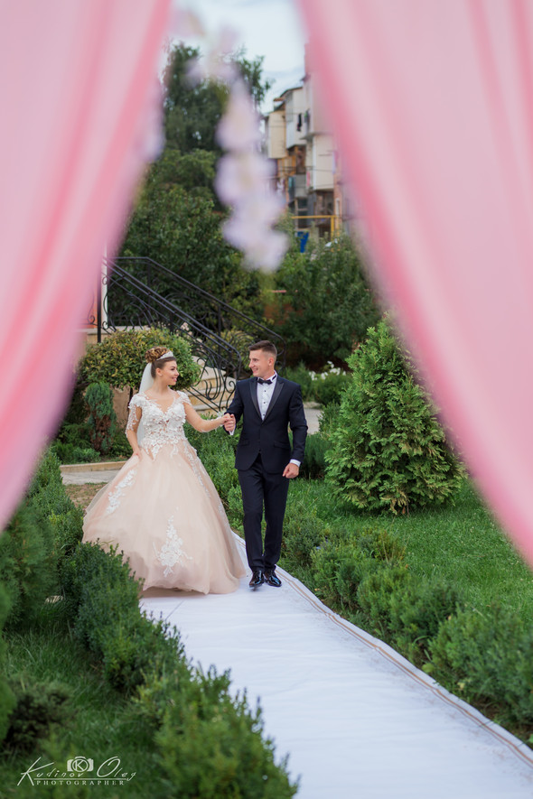 Свадебная прогулка Стаса и Тани - фото №2