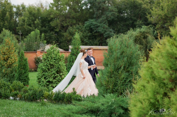 Свадебная прогулка Стаса и Тани - фото №1