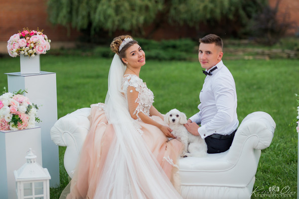 Свадебная прогулка Стаса и Тани - фото №10