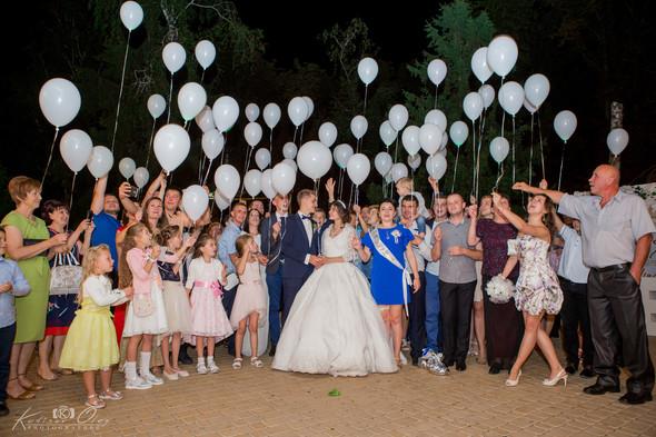 Весёлая и драйвовая свадьба - фото №14