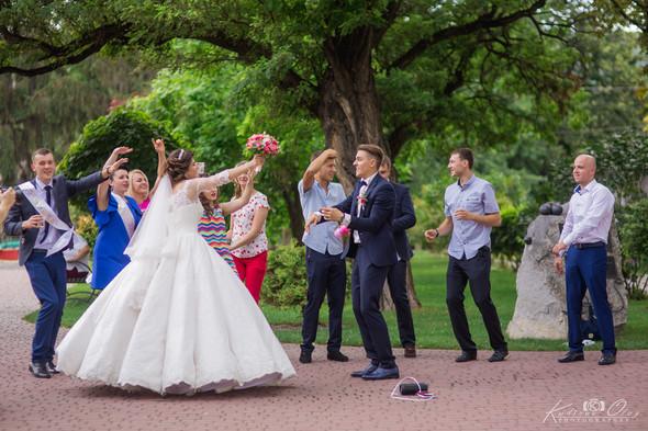 Весёлая и драйвовая свадьба - фото №4
