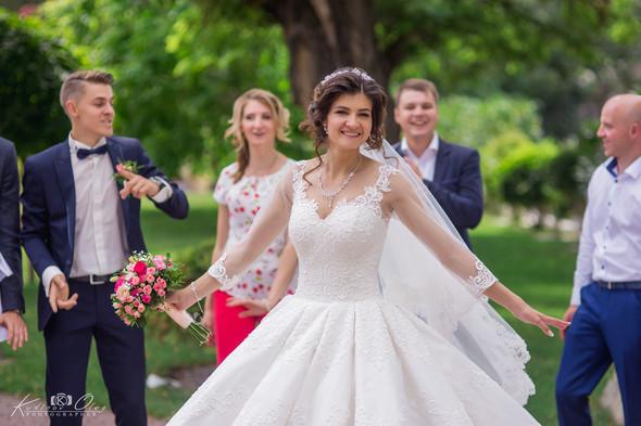 Весёлая и драйвовая свадьба - фото №3