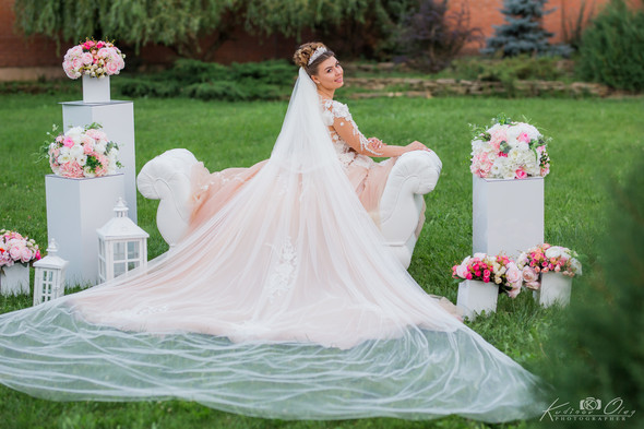 Свадебная прогулка Стаса и Тани - фото №9