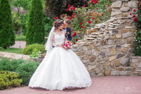 Весёлая и драйвовая свадьба - фото №9