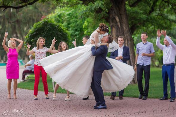 Весёлая и драйвовая свадьба - фото №5