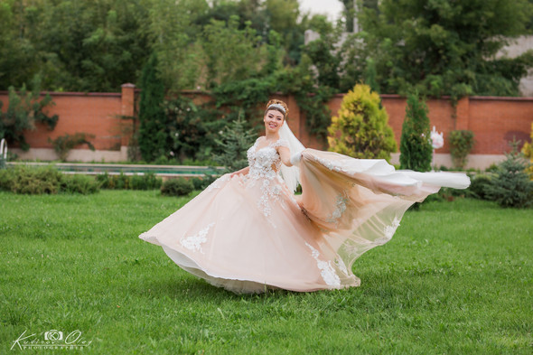 Свадебная прогулка Стаса и Тани - фото №5