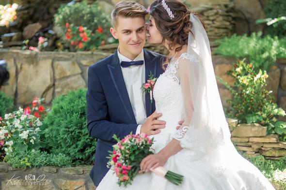 Весёлая и драйвовая свадьба - фото №11