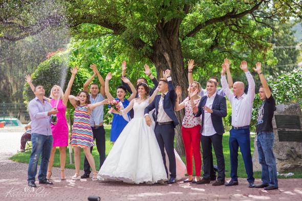 Весёлая и драйвовая свадьба - фото №1