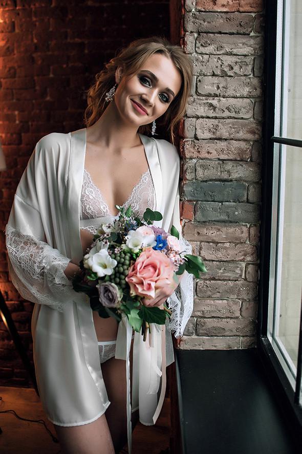 Свадебный будуар, утро невесты - фото №17