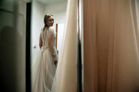 Свадебный будуар, утро невесты - фото №5