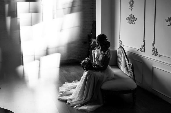 Свадебный будуар, утро невесты - фото №28