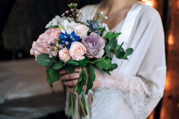 Свадебный будуар, утро невесты - фото №15