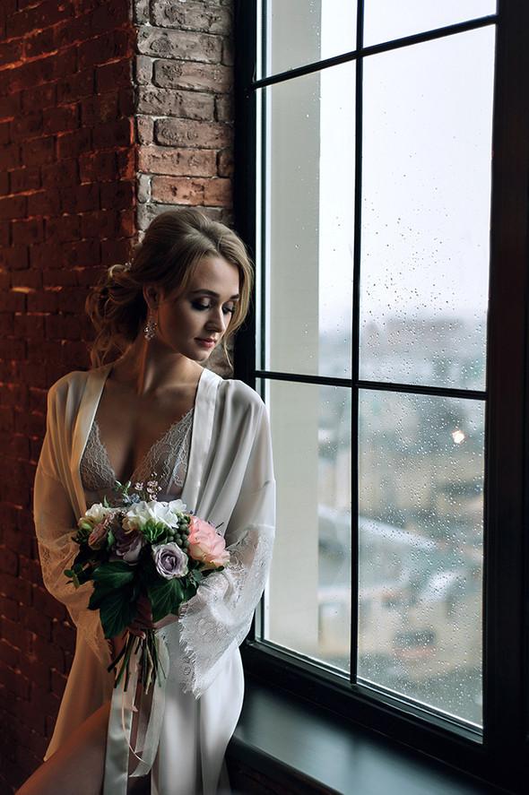 Свадебный будуар, утро невесты - фото №16