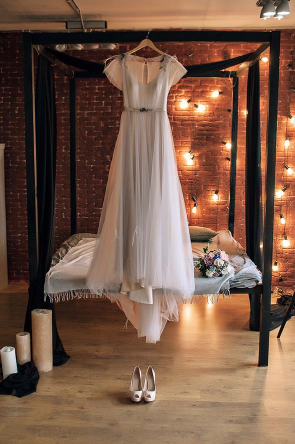 Свадебный будуар, утро невесты - фото №9