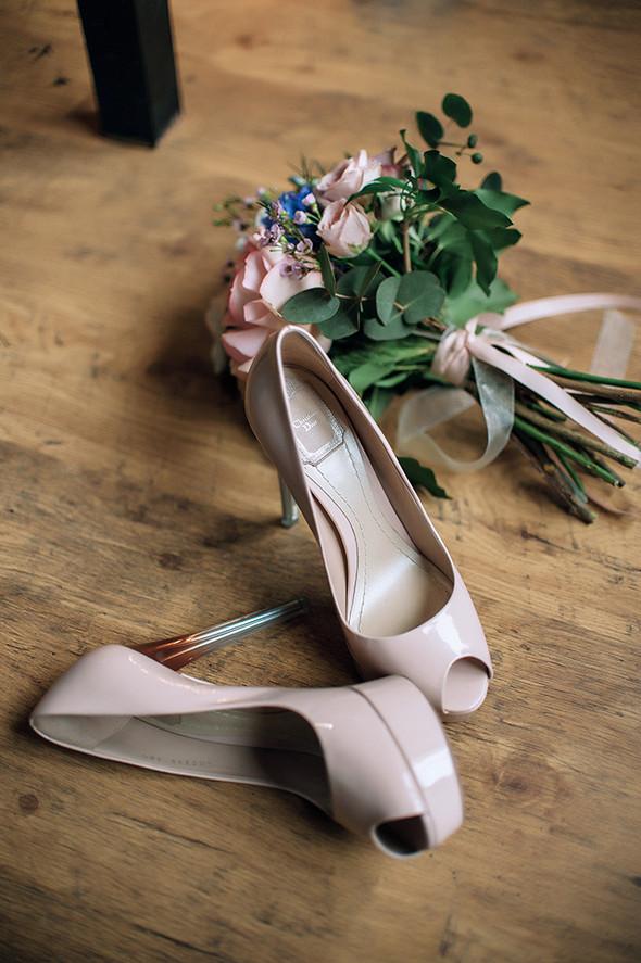 Свадебный будуар, утро невесты - фото №10