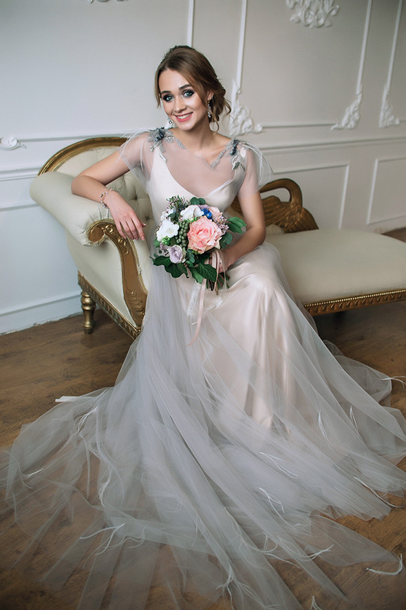 Свадебный будуар, утро невесты - фото №30