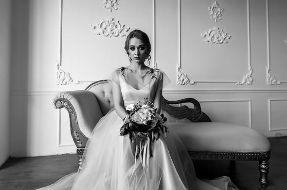 Свадебный будуар, утро невесты - фото №32
