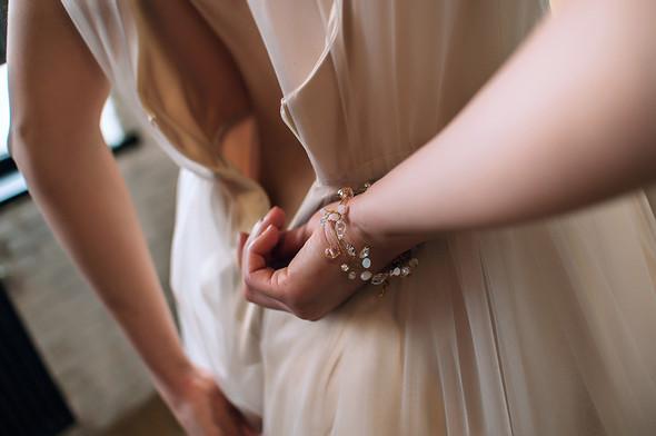 Свадебный будуар, утро невесты - фото №24