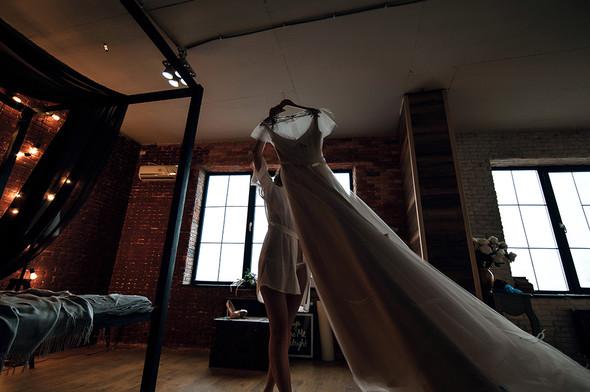 Свадебный будуар, утро невесты - фото №20