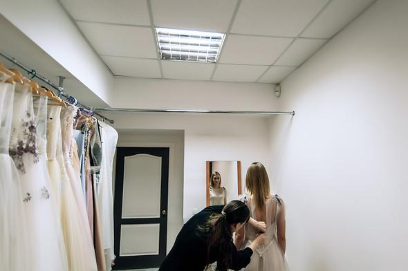 Свадебный будуар, утро невесты - фото №1
