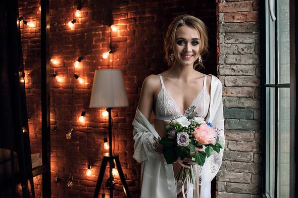 Свадебный будуар, утро невесты - фото №18
