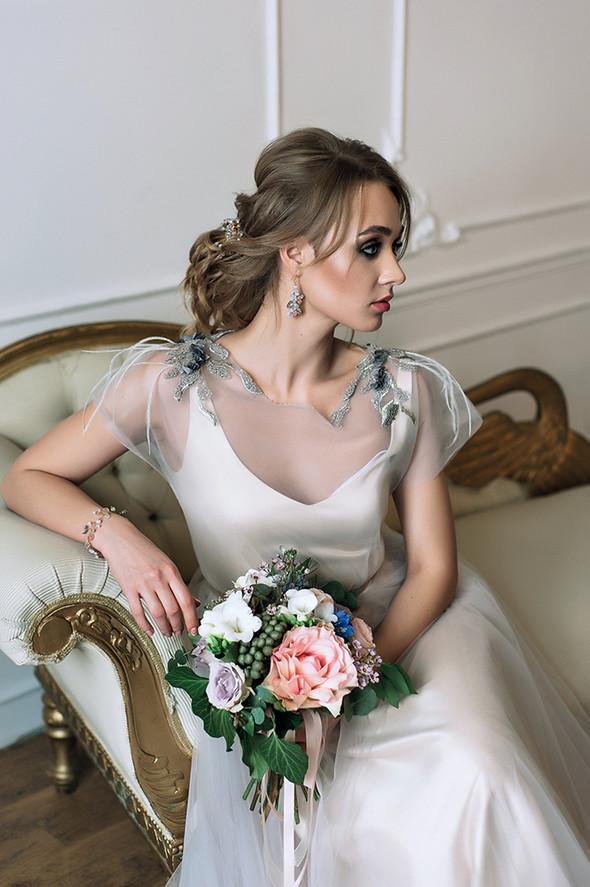 Свадебный будуар, утро невесты - фото №31