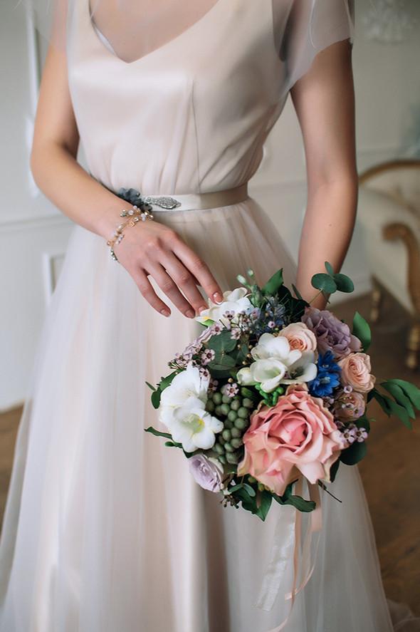 Свадебный будуар, утро невесты - фото №25