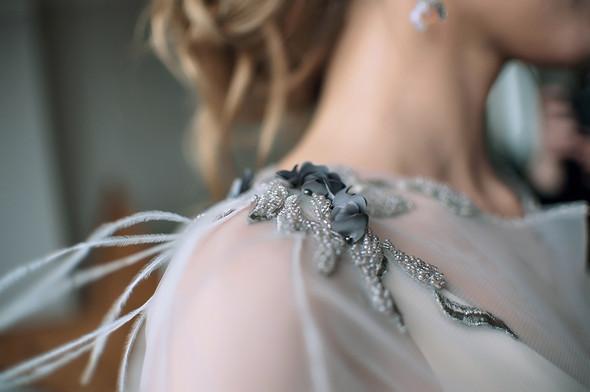 Свадебный будуар, утро невесты - фото №23
