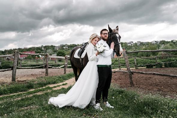 Свадьба Антон и Настя - фото №5