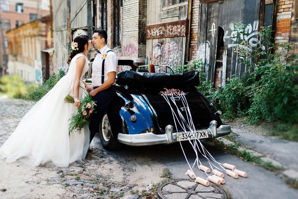 Свадьба Игорь и Кристина - фото №22