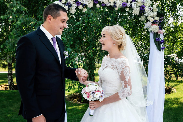 Свадьба Олег и Лера - фото №42