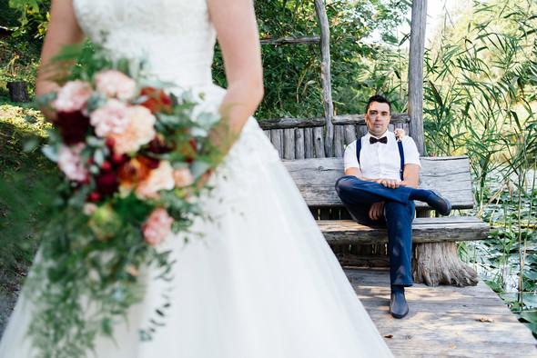 Свадьба Игорь и Кристина - фото №28