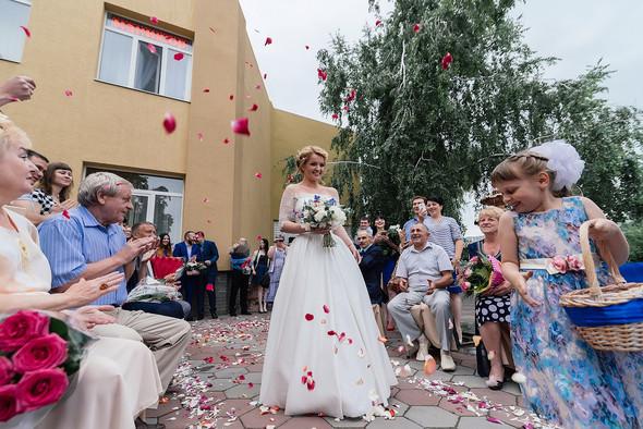Свадьба Виктор и Света - фото №42
