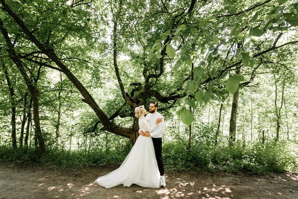 Свадьба Антон и Настя - фото №16