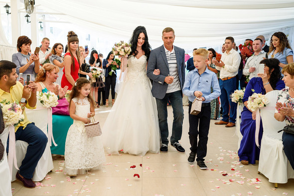 Свадьба Денис и Маша - фото №33