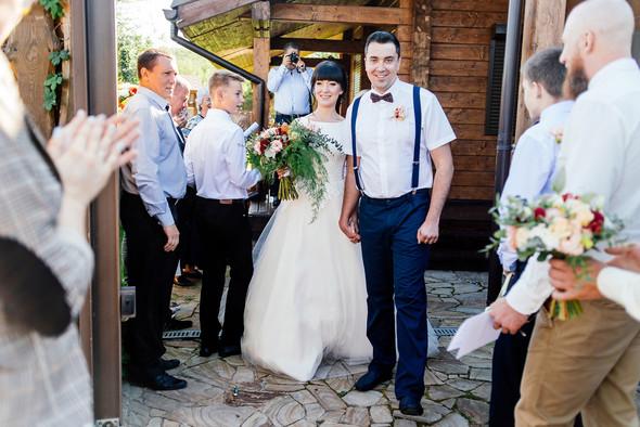 Свадьба Игорь и Кристина - фото №8