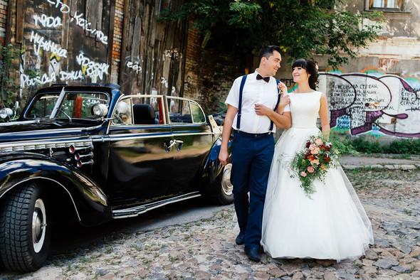 Свадьба Игорь и Кристина - фото №17