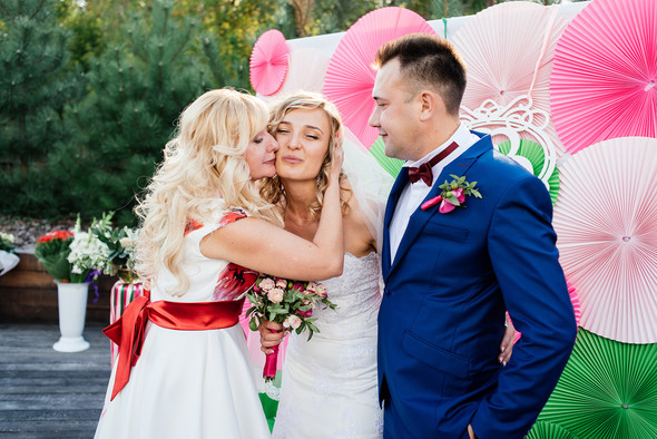 Свадьба Виталик и Яна - фото №36