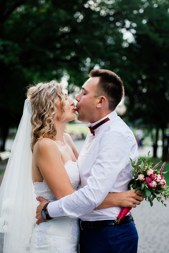 Свадьба Виталик и Яна - фото №30
