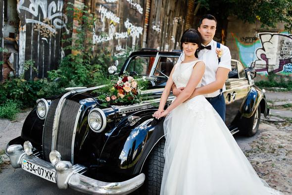 Свадьба Игорь и Кристина - фото №21