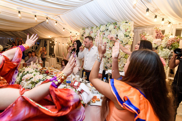 Свадьба Денис и Маша - фото №69