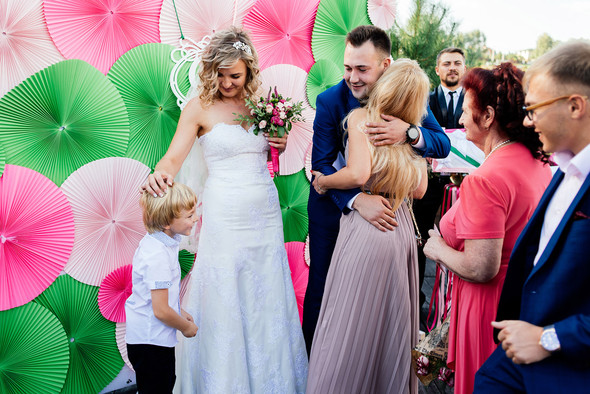 Свадьба Виталик и Яна - фото №38